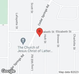503 Cedar Springs Rd