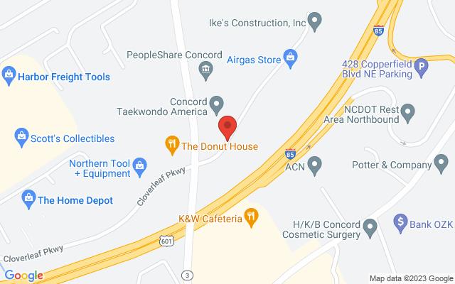 static image of 280 Executive Park Drive Northeast, Suite 100, Concord, North Carolina