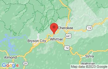Map of Whittier