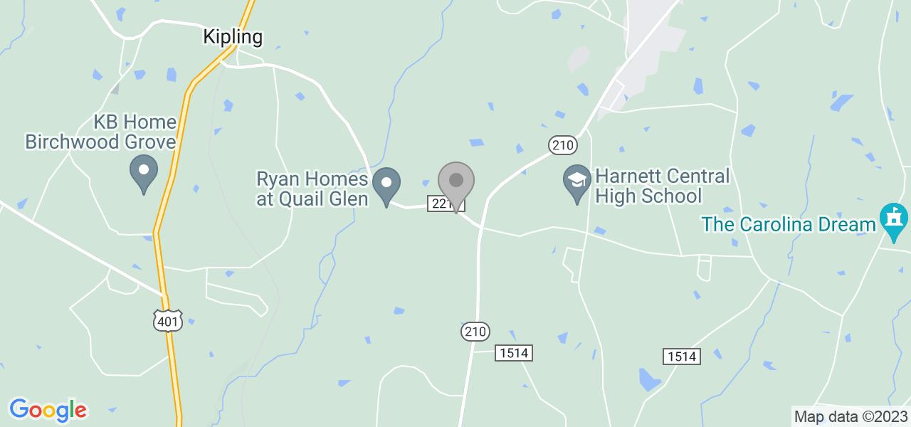 2072 Harnett Central Rd, Angier, NC 27501, USA