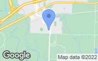 Map of Alma, AR