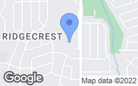 Map of Midwest City, OK