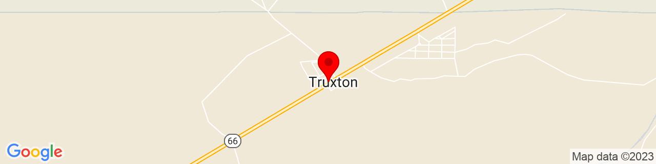 Google Map of 35.4849925, -113.563551
