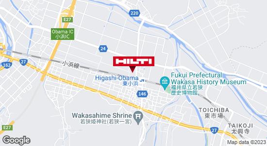 Get directions to 佐川急便株式会社 小浜店
