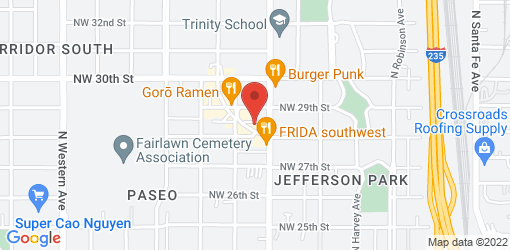 Directions to Sauced on Paseo