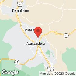 Asap Screenprint on the map