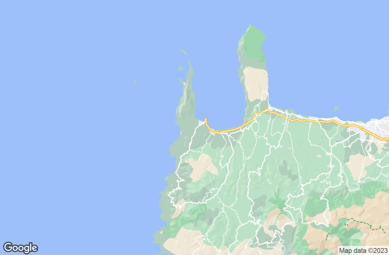 Google Map of كيساموس