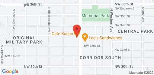 Directions to Cafe Kacao