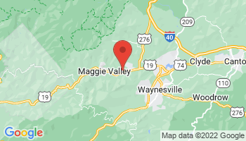 Map of Maggie Valley