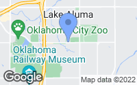 Map of Forest Park, OK