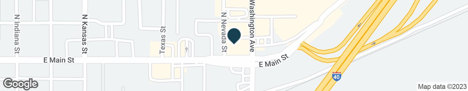 Google Map of1019 E MAIN ST