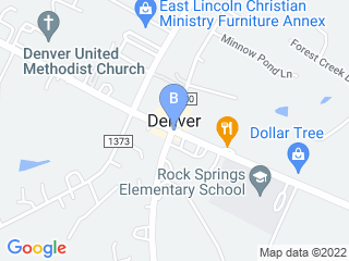 Map of Purrfect Pet Sitting Dog Boarding options in Denver | Boarding