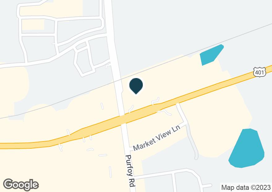 Google Map of1401 N MAIN ST