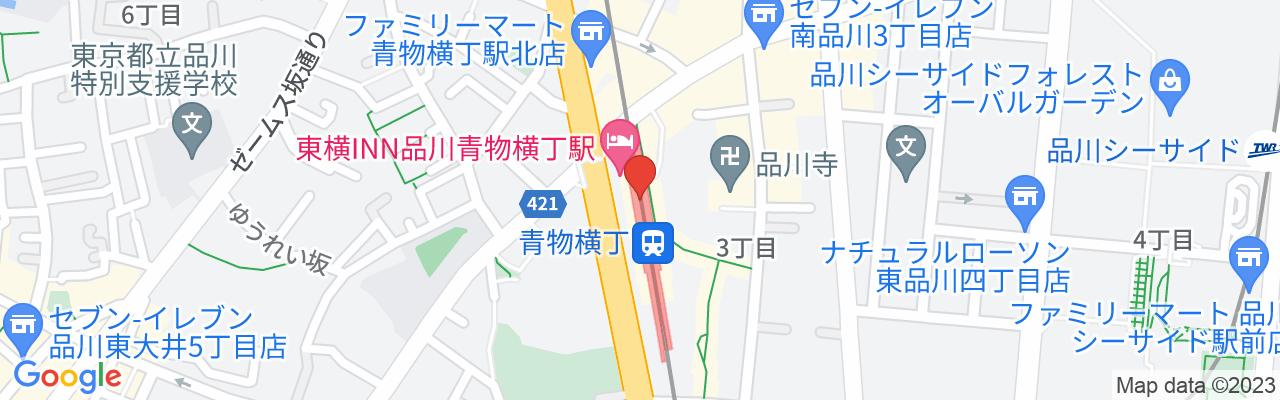 京急本線青物横丁駅