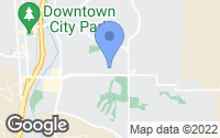 Map of Paso Robles, CA