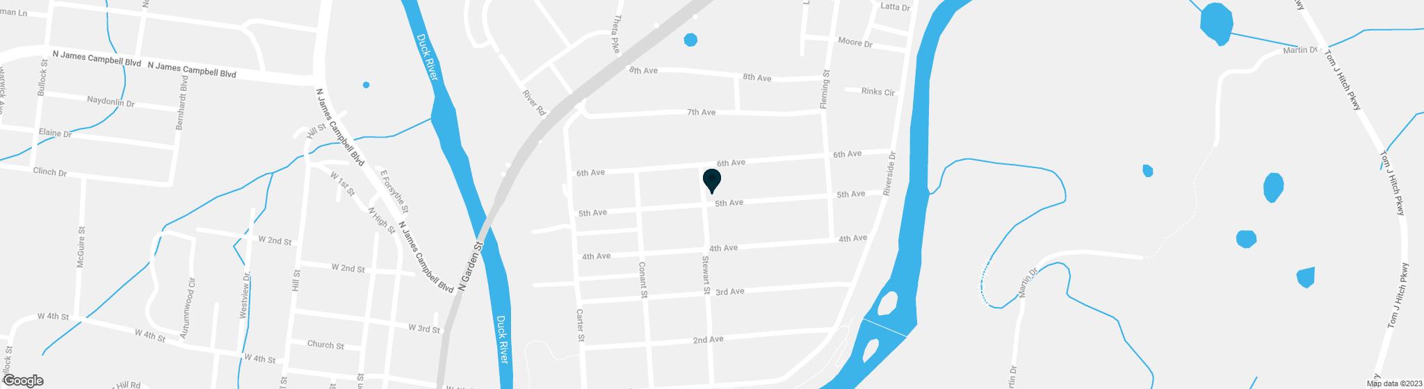 301 5th Avenue Columbia TN 38401