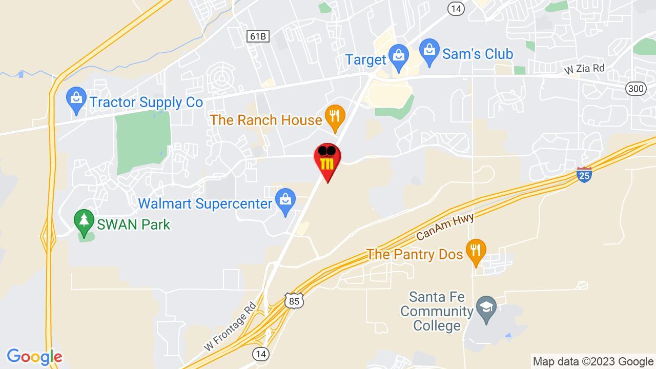 Google Map of Santa Fe Pest Control