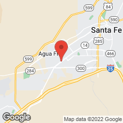 Rebath Of Santa Fe on the map