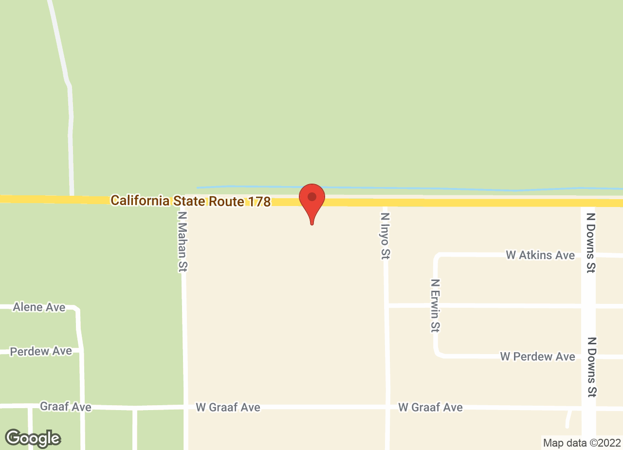 Google Map of VCA Crestwood Animal Hospital
