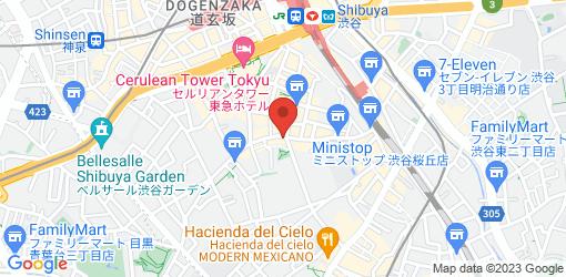 Directions to Nagi Shokudo