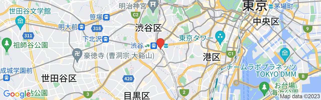 東京都渋谷区渋谷3-27-11 GEMS渋谷7F