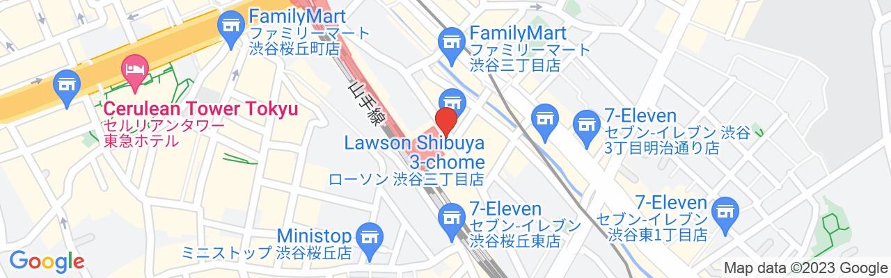 JR Shibuya Station Shin-Minami Exit