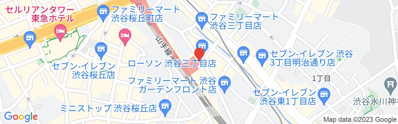 JR渋谷駅 新南口