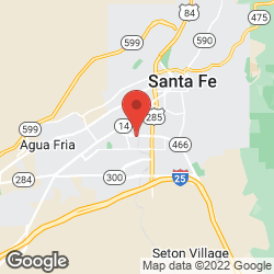 Foothills Estates on the map