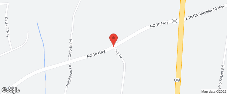 1685 E NC 10 Highway Newton NC 28658