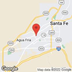 Sandia Shuttle Express on the map