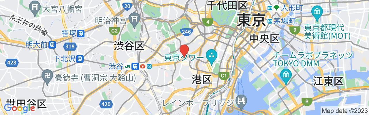 東京都港区六本木7-18-7 内海ビル1F
