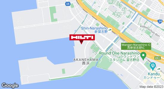Get directions to 佐川急便株式会社 習志野店
