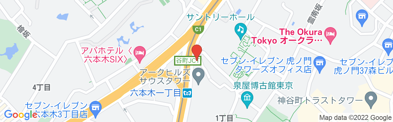地下鉄南北線 六本木一丁目駅 3番出口