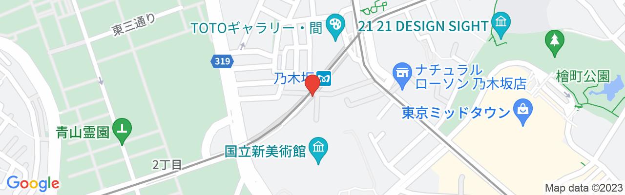 東京メトロ千代田線 乃木坂駅 6番出口