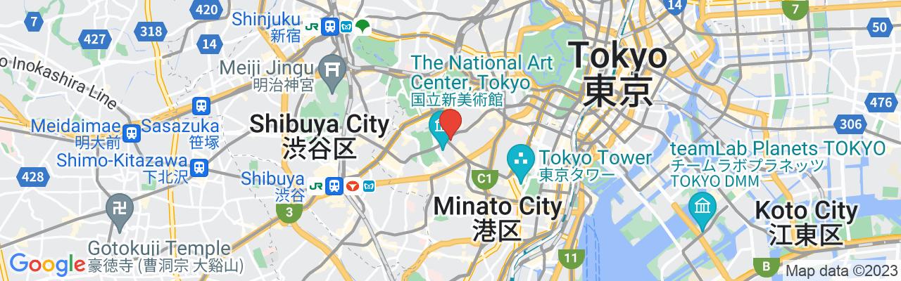 9 Chome-6-30 Akasaka, Minato-ku, TokyoNogizaka Place 1F
