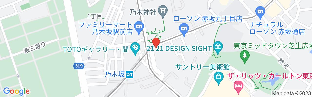 地下鉄千代田線乃木坂駅2番出口