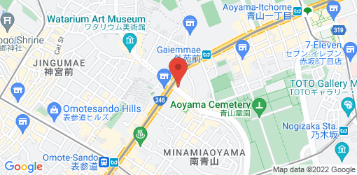 Directions to CITRON Aoyama