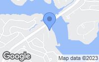 Map of Loudon, TN