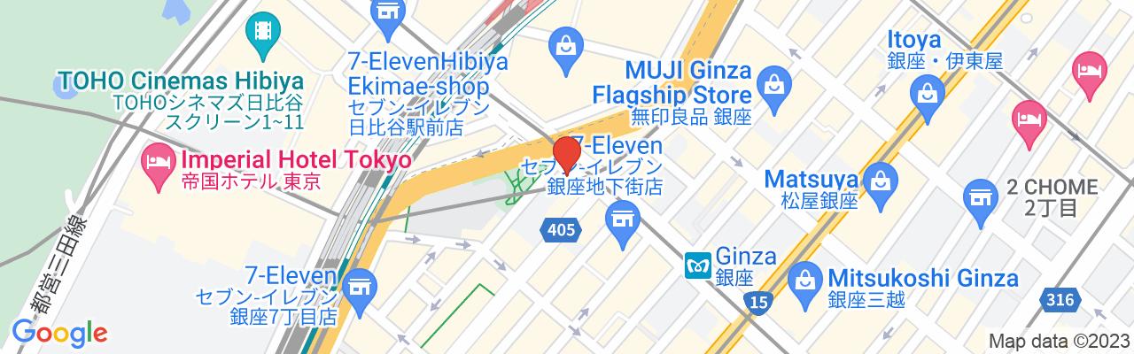 Tokyo Metro Ginza Station Exit C2