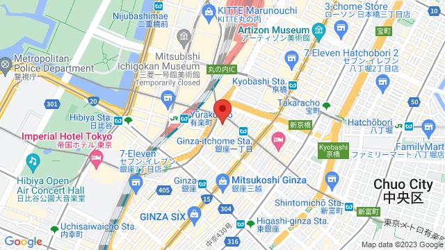 石川県アンテナショップ「いしかわ百万石物語・江戸本店」