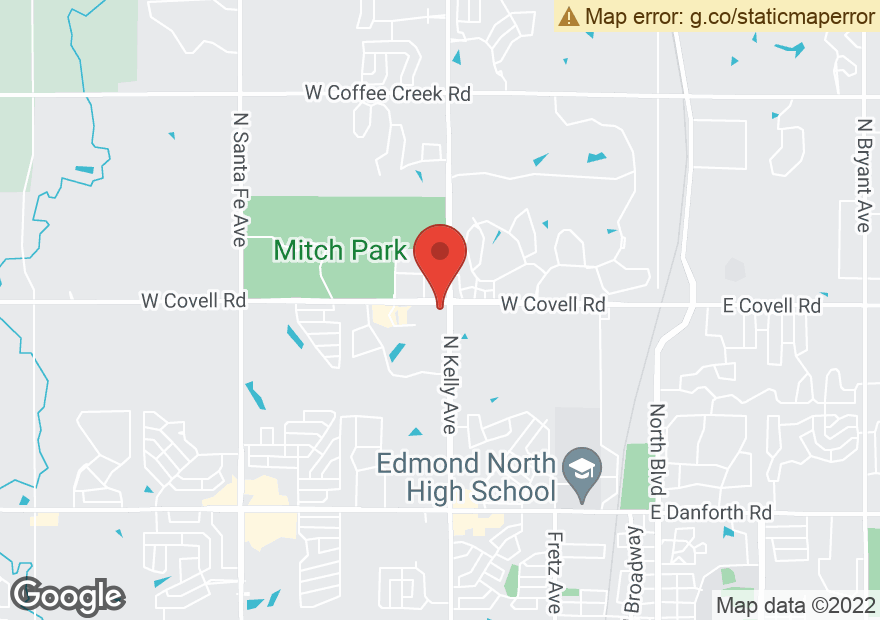 Google Map of 2675 N KELLY AVE