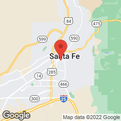 Santa Fe Cigar Co on the map
