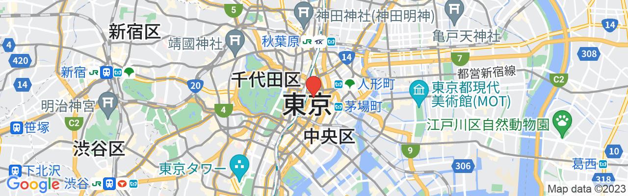 東京都中央区八重洲1-4-16 東京建物八重洲ビルB2