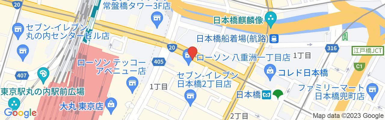 東京メトロ東西線、銀座線日本橋駅 A3出口