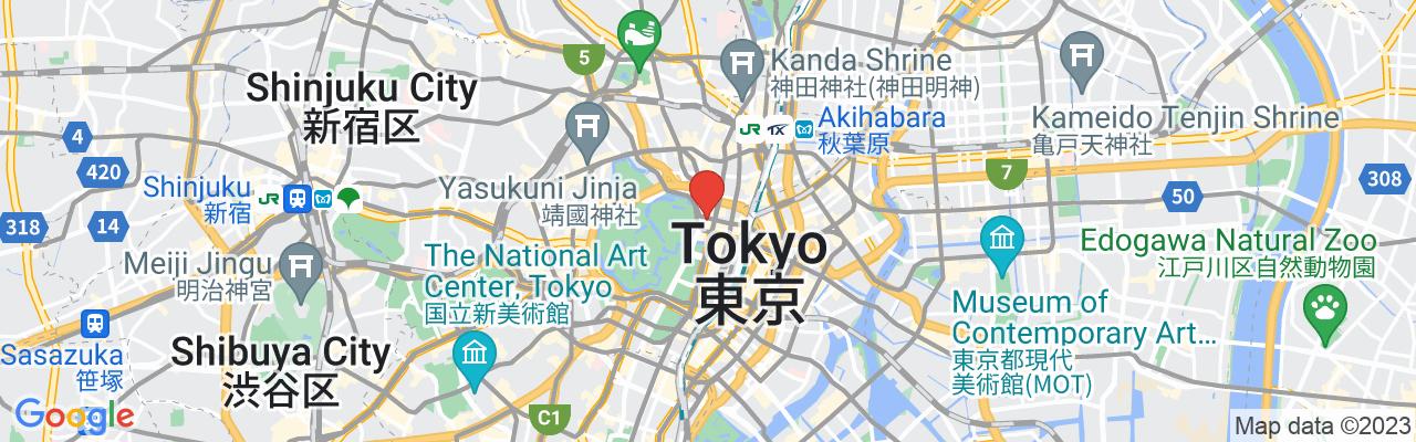1 Chome-1 Otemachi, Chiyoda-ku, Tokyo, B103 district (Otemachi Hotoria B1 Yoimachi)