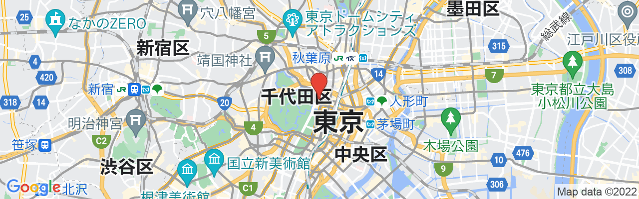 東京都千代田区大手町1-1-BF1 B103区(大手町ホトリアB1よいまち)