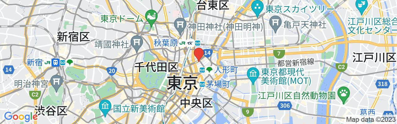東京都中央区大伝馬町3‐9 池田ビル1階