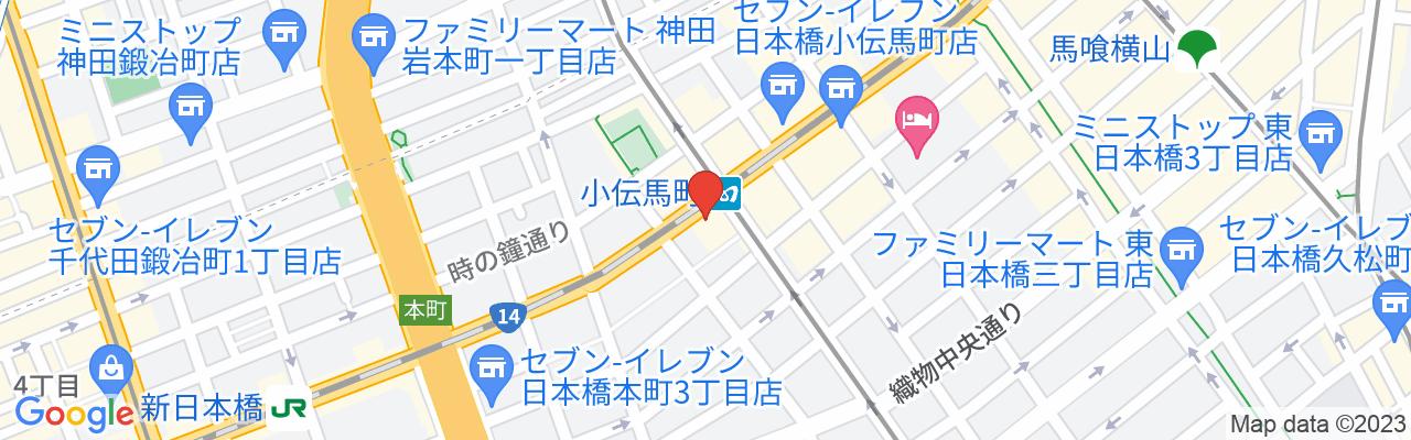 東京メトロ日比谷線小伝馬町駅3番出口