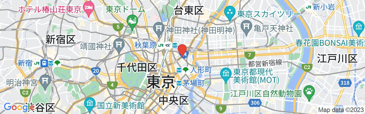 東京都中央区日本橋馬喰町1-5-10 林ビルB1