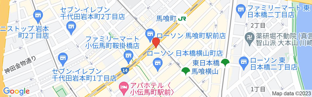 JR総武線馬喰町駅 出入口1